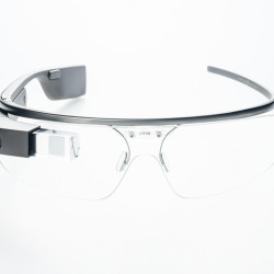 smart glasses by Google