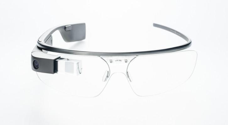 smart glasses by Google