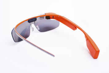 Hi tech glasses