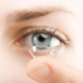 Contact lenses for refractive error